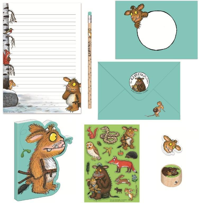 gruffalos child writing activities
